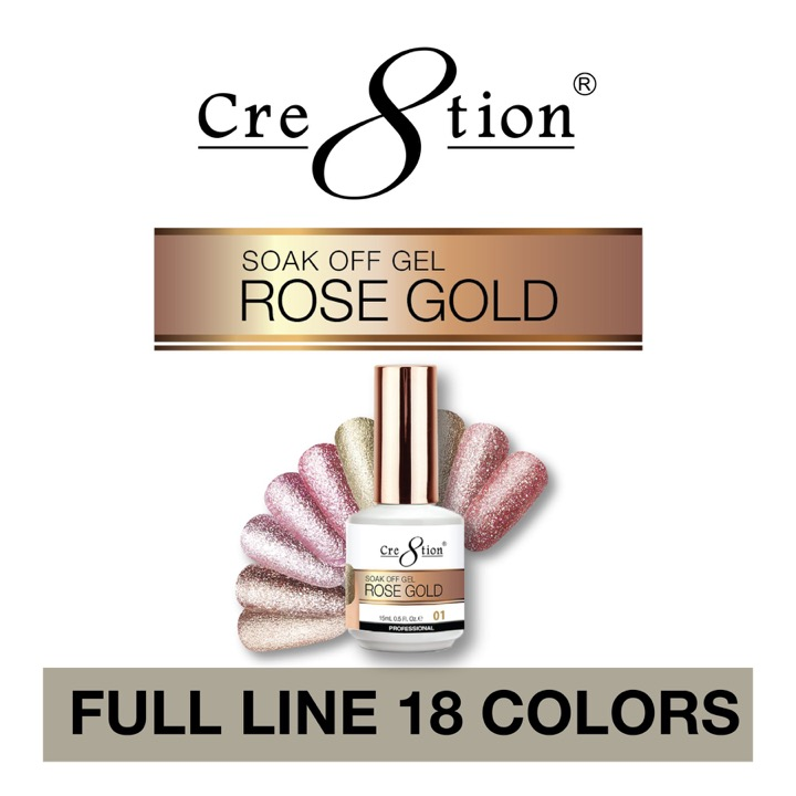 CRE8TION GEL COLLECTION